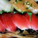 お寿司のテイクアウト